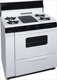 "36"" Stoves"