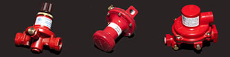 Propane and Natural Gas Regulators